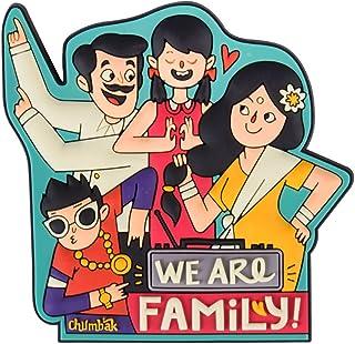 Chumbak Family Dance Magnet