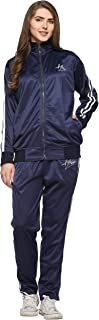 69GAL Shaun Women Track Suit (89NWTSBLUE_Blue) (Pack of 1)