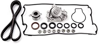 SCITOO Timing Belt Water Pump Kit Valve Cover Gasket Fit 94-01 Acura Integra GSR 1.8L