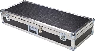 Keyboard 1/4 Ply ATA Light Duty Case with Diamond Plate Laminate Fits Open Labs Miko Tim4 Miko TIM 4