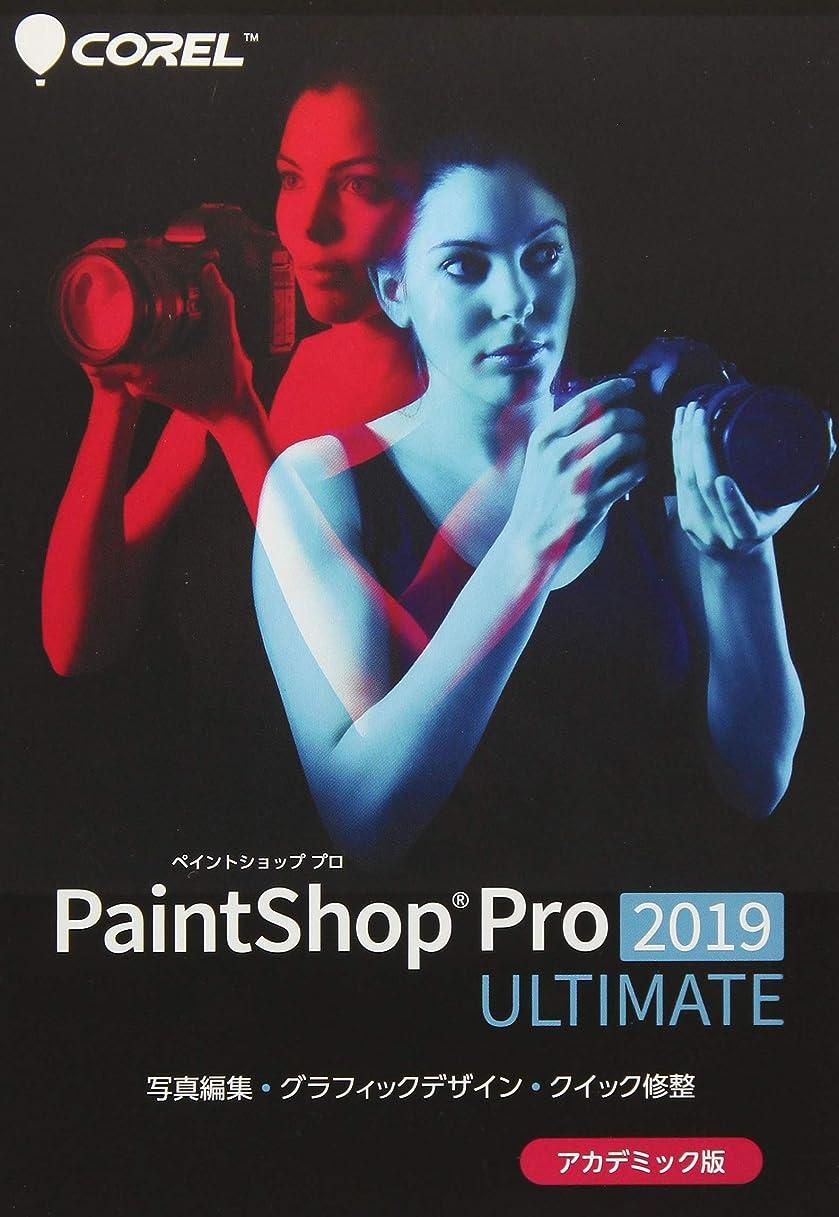 民族主義控える感覚PaintShop Pro 2019 Ultimate アカデミック版