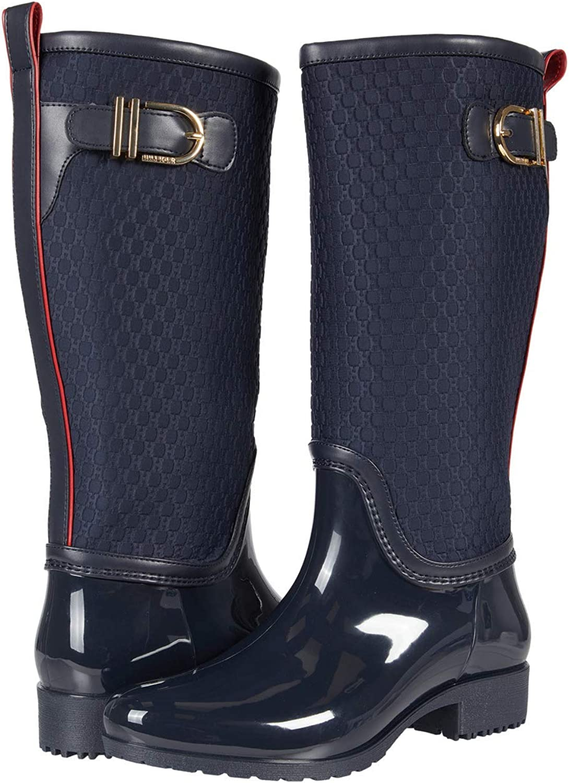 Tommy Hilfiger Women's Twfort Knee High Boot