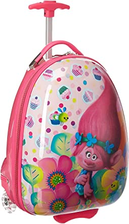 DreamWorks Trolls Kids Hardside Luggage