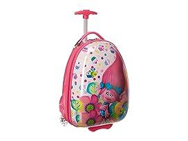 DreamWorks Trolls Kids Hardside Luggage