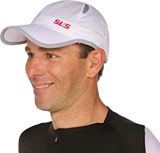 SLS3 Running Hat | Runner Jogging Cap | Running Caps for Men/Women | Reflective Summer Sports Cap Moisture Wicking