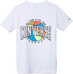 Short Sleeve Graphic T-Shirt (Big Kids)