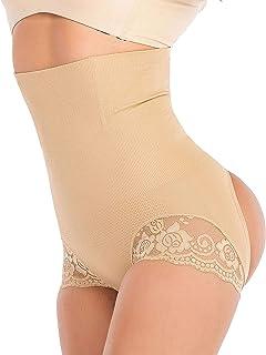 Panie bez szwu wysokiej talii biodra biodro kształtowanie spodni do ciała, majtki stringi i ubrania kształtowania ciała, N...
