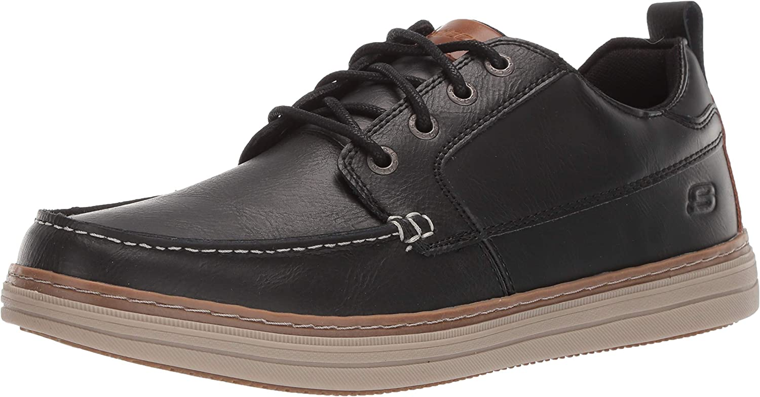 Skechers Mens Heston Boat shoes