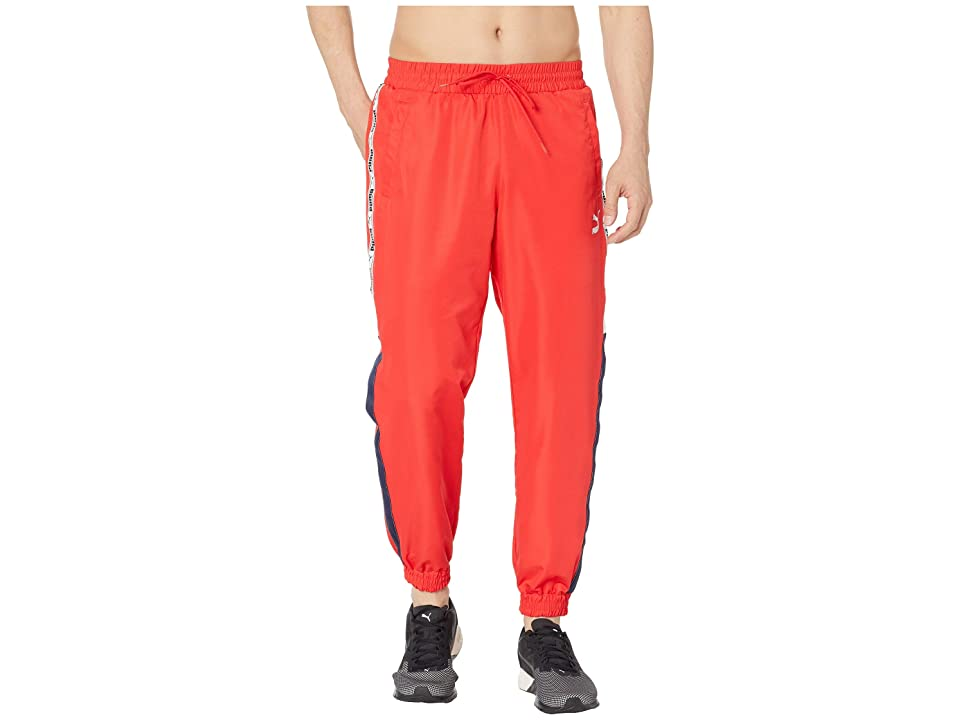 PUMA XTG Woven Pants (High Risk Red) Men