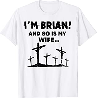 i'm brian and so is my wife