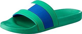 TOMMY HILFIGER Men's Essential Flag Pool Sandals Essential Flag Pool Sandals