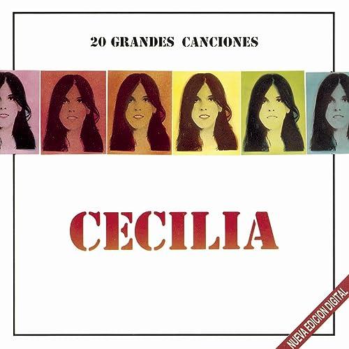 20 Grandes Canciones de Cecilia en Amazon Music - Amazon.es