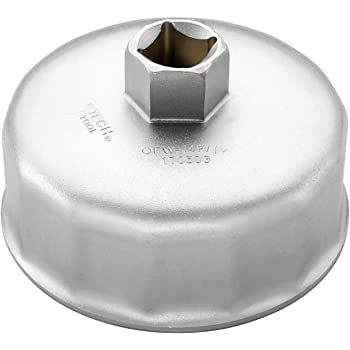 Micro Trader Car Oil Filter Wrench Cap Socket Removal 76mm