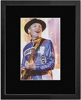 Blink-182 - Matt Skiba On Stage Framed Mini Poster - 40x31cm