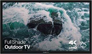 Furrion Aurora - Full Shade Series 65-Inch Weatherproof 4K Ultra-High Definition LED Outdoor Television with Auto-Brightne...