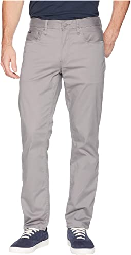 Cotton Stretch Sateen Prospect Pants