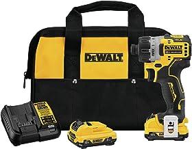 "Dewalt DCF601F2 Xtreme 12V Max Brushless 1/4"" Kit de chave de fenda sem fio"
