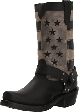 Flag Harness Boot 11