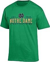 Champion Notre Dame Fighting Irish Adult Logo T-Shirt - Green