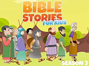 cartoon bible stories
