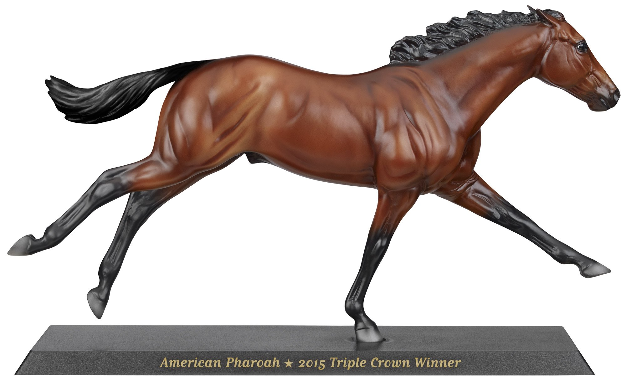 Breyer Traditional American Pharoah Horse Model