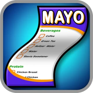 Mayo Clinic Diet Shopping List