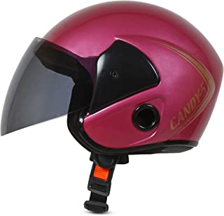 115c5088 ACTIVE CANDY 5 Open Face Face Helmet for Kids from 3 to 6 Years(PINK