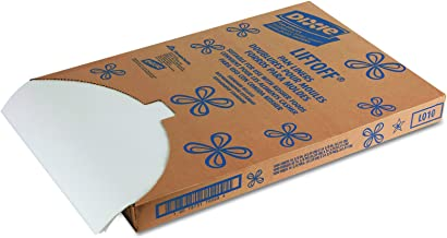 """Dixie Grease-Proof Non-Stick Pan Liner by GP PRO (Georgia-Pacific), White, LO10, 24.375'' Length x 16.375"""" Width, (Case of 1,000)"""