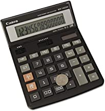 CANON Wide Format 4087A005AA WS1400H Minidesk Calculator, 14-Digit LCD photo