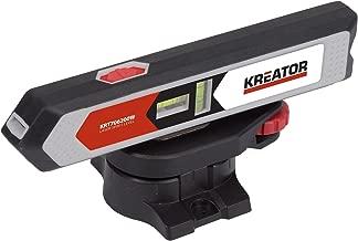Kreator 03220003 Triangular Trim 5 Holes 140 x 140 x 80 mm Grit 40 Set of 5