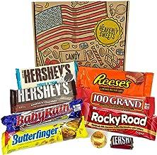 Mini Cesta Chocolate Americano| Surtido incluye Reeses