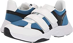 Seaport/Bright White/Black Nappa Smooth Calf/Neoprene