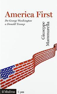 America first. Da Gorge Washington a Donald Trump