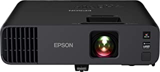 Epson Pro EX10000 3-Chip 3LCD Full HD 1080p (1) Wireless Laser Projector, 4,500 Lumens Color Brightness, 4,500 Lumens Whit...