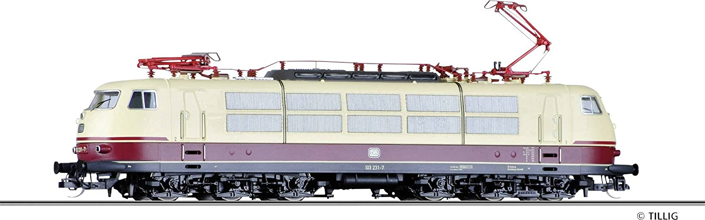 TT TI E-Lok BR 103 der DB, Ep. IV