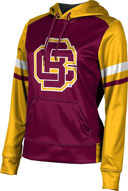 ProSphere Bethune-Cookman University Girls' Pullover Hoodie, School Spirit Sweatshirt (Old School)