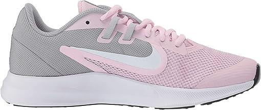 Pink Foam/White/Metallic Silver