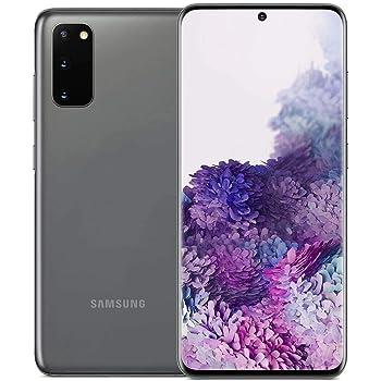 """SAMSUNG Galaxy S20 128GB SM-G980F 6.2"""" Dual Sim LTE Libre de Fabrica (Version Internacional Cosmic Gray) Gris"""