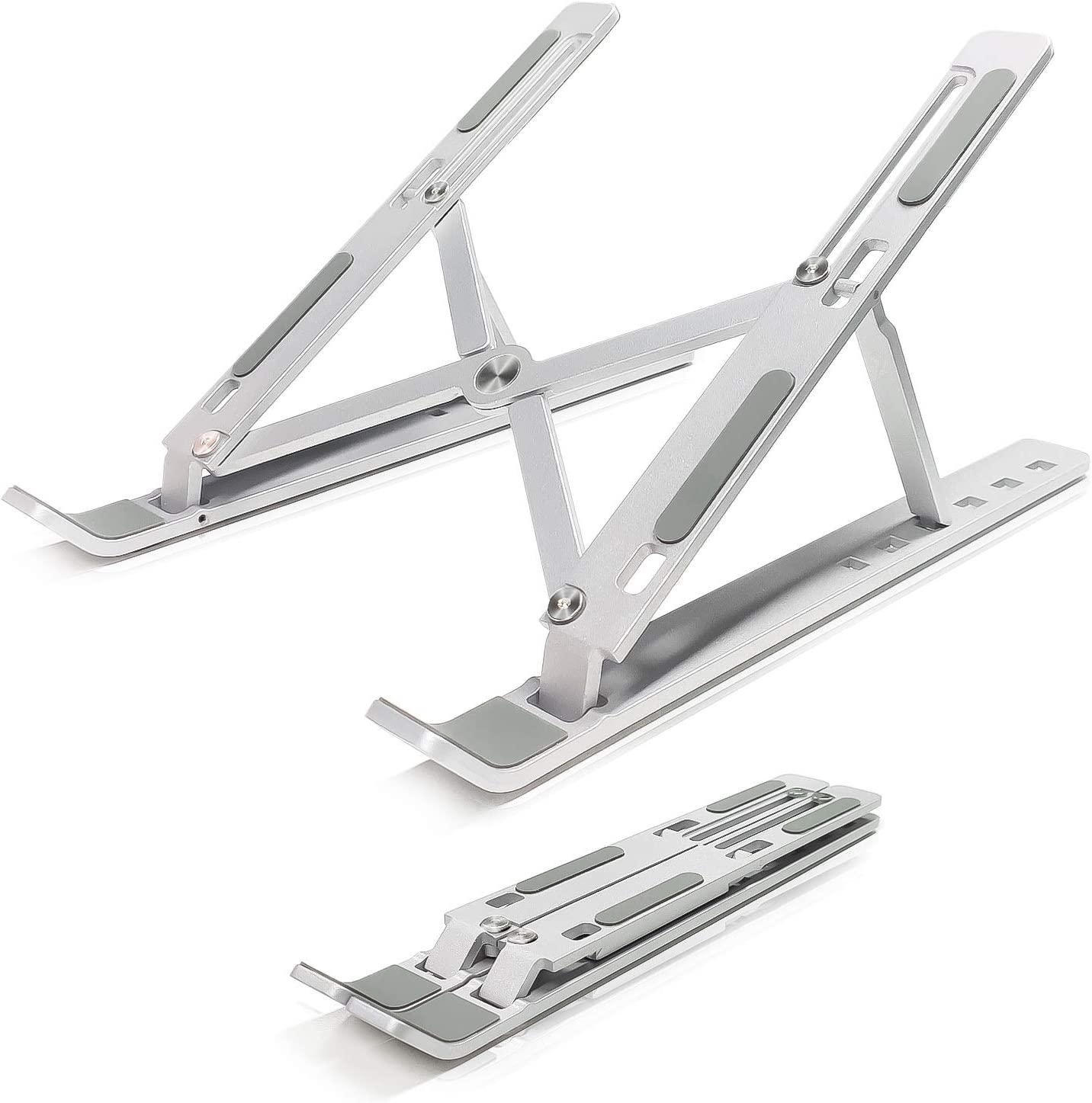 Finally popular brand Portable Laptop Stand Foldable Aluminum sold out Computer and Adjustable