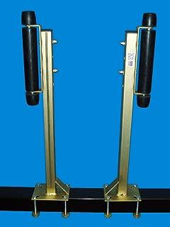 pontoon roller guides