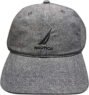 نوتيكا الرجال قابل للتعديل شعار قبعة كاب