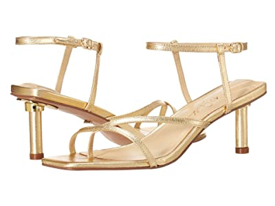 42 GOLD Logan (Gold Leather) Women