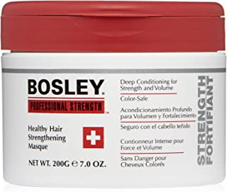 Bosley Professional Strength Healthy Hair Strengthing Masque, 7 oz