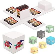 Games Storage Case for Nintendo Switch - Video Game Card Holder Protective Storage System Game Card Organizer Travel Conta...