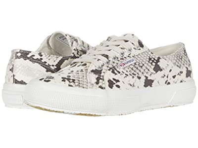 Superga 2750 Synth Snakew (Taupe Snake) Women