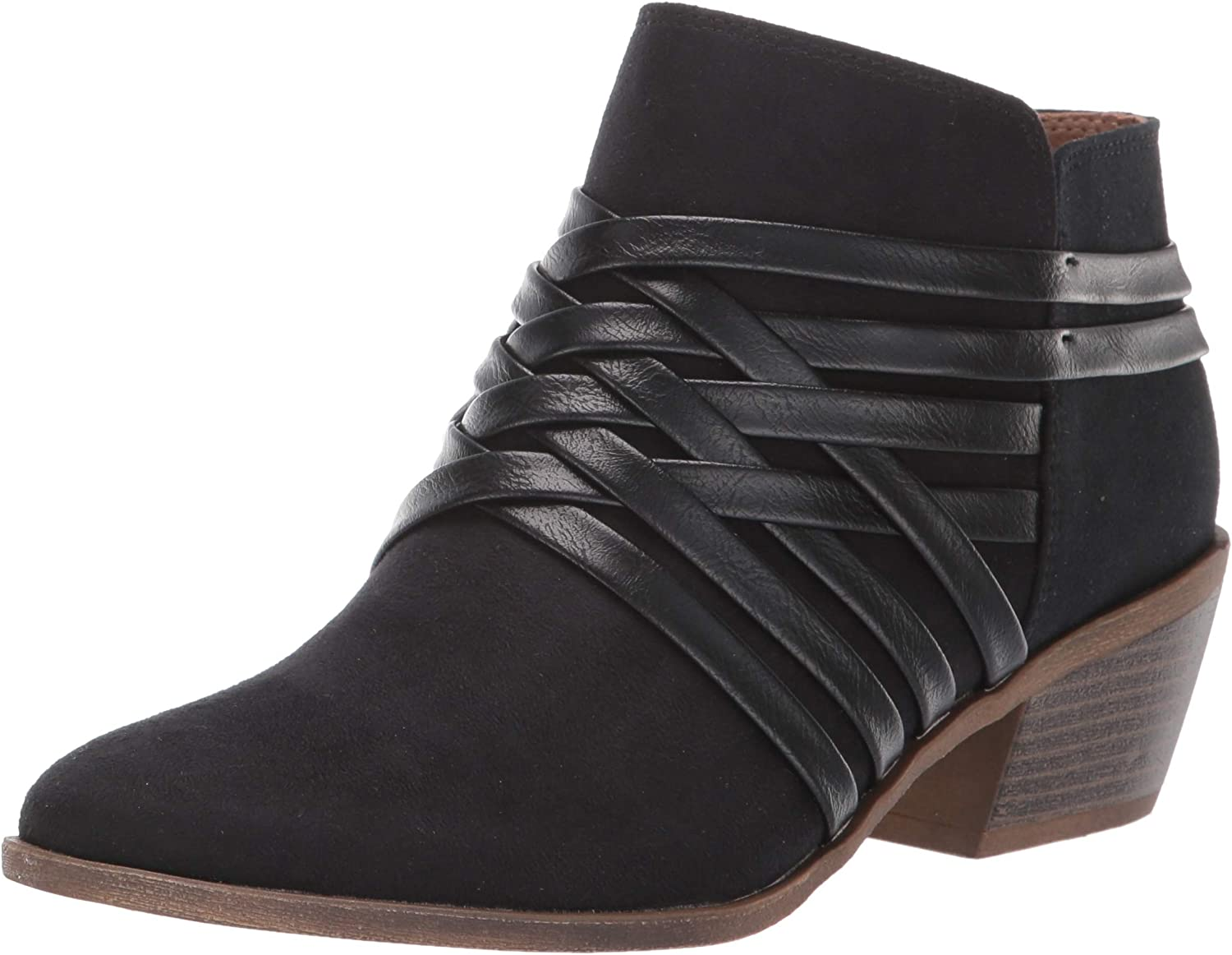   LifeStride Women's Prairie Ankle Boot   Ankle & Bootie