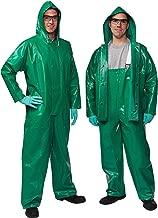 Tingley FR Rain Jacket with Hood, Green, L - J41108