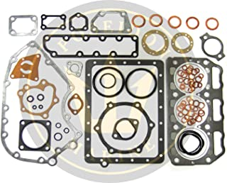 Poseidon Marine Head Gasket Set for Yanmar 3GM30 3GM30F RO : 728374-92605 with 128374-01911