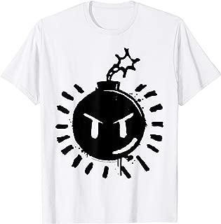 Scott Pilgrim Vs. The World Sex Bob Omb Bomb Logo T-Shirt
