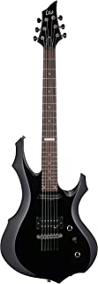 Best ESP LTD F10 Electric Guitar with Gig Bag, Black Review